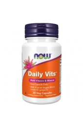 NOW Daily Vits Multi 30 капсул