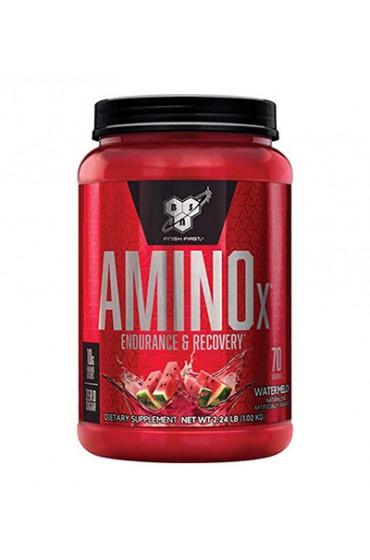 BSN Amino X 70 порций Клубника - апельсин