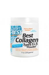 Doctor's Best Collagen Types 1&3 Powder 200 г