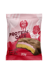 Печенье Fit-Kit Protein cake 70 г Арахисовая паста