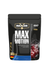 Maxler Max Motion aspartame free 1000 г Вишня