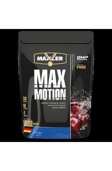 Maxler Max Motion aspartame free 1000 г Лимон-грейпфрут