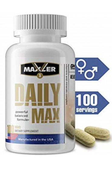 Maxler Daily Max 100 таблеток В НАЛИЧИИ