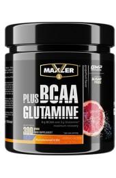 Maxler BCAA + Glutamine 300 г Апельсин