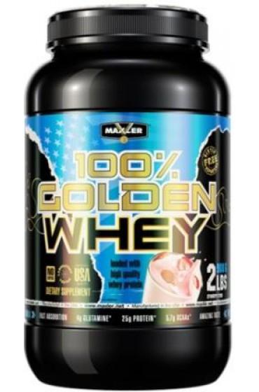 Maxler 100% Golden Whey 908 гр