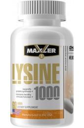 Maxler Lysine 1000 60 таблеток