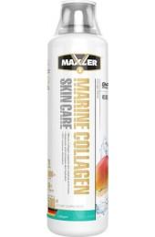 Maxler Marine Collagen SkinCare 500 мл Клубника