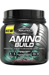 Muscletech Amino Build 270 гр