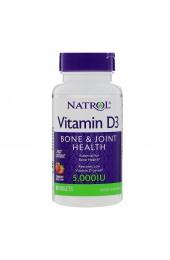 Natrol Vitamin D3 2000 ME 90 таблеток