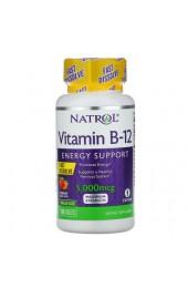 Natrol B-12 5000 мкг 100 таблеток