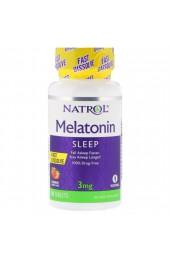 Natrol Melatonin 3 мг 90 таблеток