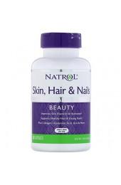 Natrol Skin, Hair & Nails 60 капсул