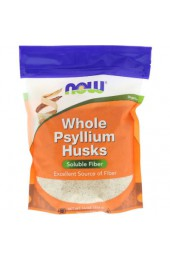 NOW Whole Psyllium Husks 454 г