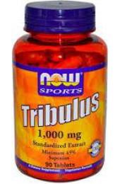 NOW Tribulus 1000 mg 90 таблеток