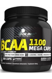 Olimp BCAA Mega Caps 1100 300 капсул