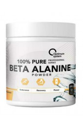 Optimum_System 100% Pure Beta-Alanine Powder 200 г