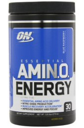 Optimum Amino Energy 270 г Ежевика