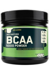 Optimum Nutrition BCAA Powder 5000 345 гр