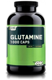ON Glutamine 1000 Caps 240 капсул