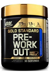 Optimum Gold Standard Pre-Workout 300 г Зеленое яблоко