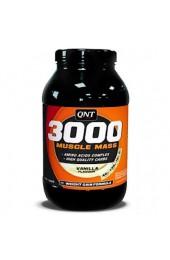 QNT Muscle Mass 3000 1300 г Ваниль