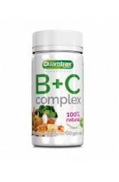Quamtrax B+C Complex 60 гелевых капсул