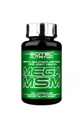 Scitec Mega MSM 100 капсул
