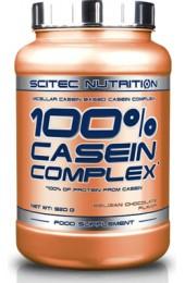 Scitec 100% Casein Complex 920 г Белый шоколад-дыня