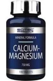 Scitec Calcium-Magnesium 90 -100 таблеток