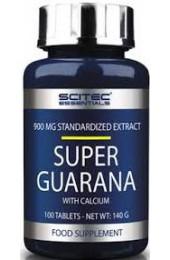Scitec Nutrition Super Guarana 100 таблеток