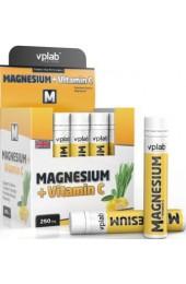 VP Lab Magnesium + Vitamin C 25 мл
